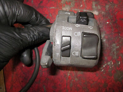 ducati monster 696 m696 hand control switch left