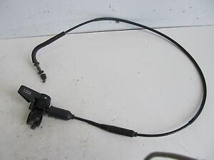 arctic cat atv 650 h1 2007 07 front differential lock lever cable. Black Bedroom Furniture Sets. Home Design Ideas