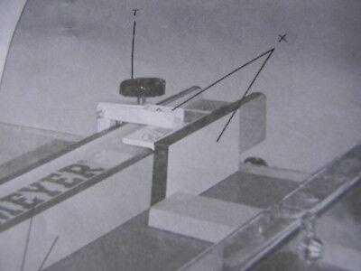 Delta/Biesemeyer 78-939 Cut-Off Fence (4-4)