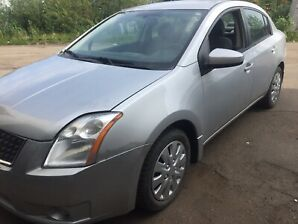 2007 Nissan Sentra 2.0S low kms
