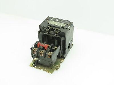 Square D 8536 SD01 Series A NEMA Size 2 Motor Starter w/ Overload