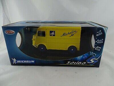 1:18 Solido 82001 1962 Citroen Hy Michelin Nuevo