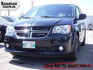 2017 Dodge Grand Caravan CVP ~ Rear DVD, Bluetooth, Power Seats!