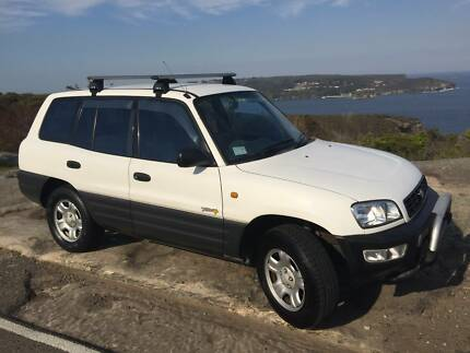 1997 Toyota RAV4 Wagon - great vehicle! Manly Manly Area Preview