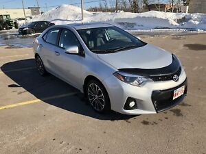2016 Toyota Corolla S, Automatic, LEASE TAKEOVER