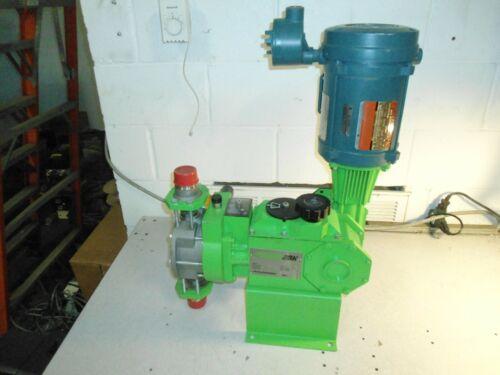 Pulsar Pulsafeeder 25HL Hydraulic Diaphragm Metering Pump