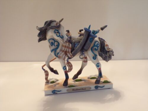 """Trail of Painted Ponies """"Woodland Brave""""  1E/ 224  New Low number"""