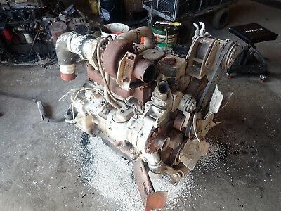 Cummins 4bt 3.9 Turbo Diesel Engine Runs Mint Video Case 4t-390 Truck Loader