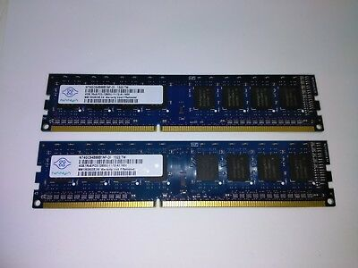 8GB kit RAM for Acer Aspire Predator G3 AG3610-UR30P (4GBx2 memory)(B24