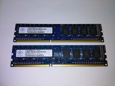 8GB kit RAM for Acer Aspire T3 Series AT3-600-xxx (4GBx2 memory) (B24)