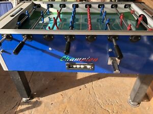 Coin-Op Foosball Table