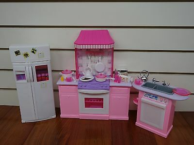 Купить Gloria 9986 - Gloria,Barbie Doll Furniture/(9986) My Fancy Life Deluxe Kitchen