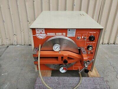 Napco 8100-td Autoclave