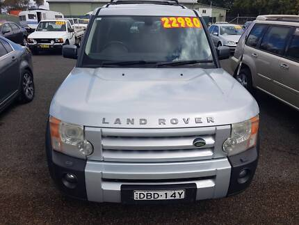 Land Rover Discovery 3 TDV6SE