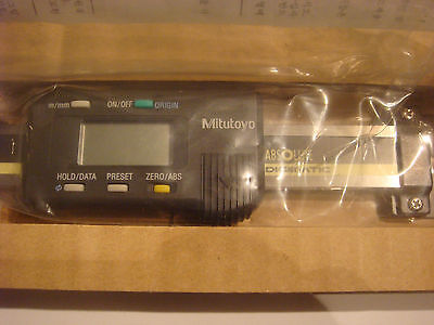 New Mitutoyo Digimatic Scale Unit 572-490-10