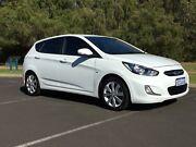 Hyundai Accent ELITE 2012 Hatchback Dalyellup Capel Area Preview