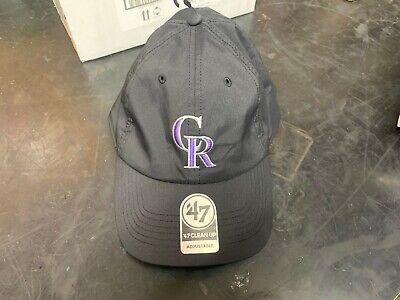 Colorado Rockies Hat (MLB '47 Sports Colorado Rockies Baseball Hat, Adjustable,)
