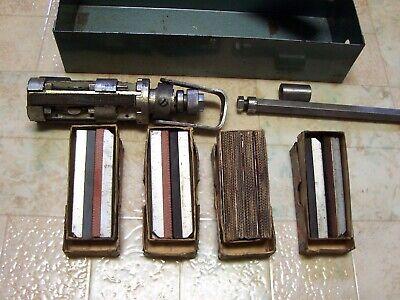 Lisle Portable Cylinder Hone - Lisle Cylinder Hone With Stones