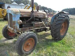 """Fordson Tractor. """"New Look"""" Petrol Kero. Violet Town Strathbogie Area Preview"""