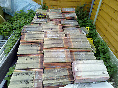 Reclaimed / Second-hand Marley Ludlow Roofing Tiles (Similar to Redland 49) - 10