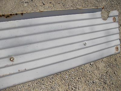 Farmall 460 560 Rc Tractor Original Ihc Ih White Hood Left Rear Side Cover Panel