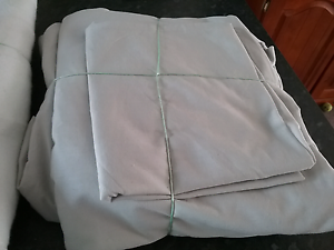 Electric blanket fitted single and fitted single sheet set Yarrawonga Moira Area Preview