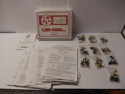 Lab Aids (Lab-Aids 71 Molecular Model of DNA and its Replication Student Kit +)