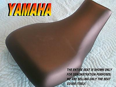 YAMAHA Bruin YFM 250/350 2004-06 new seatcover BLACK YFM250 YFM350 250 350 751