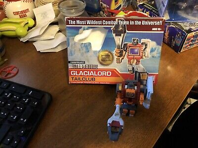 Transformers 3rd Party Glacialord Tailclub