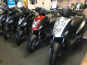 KYMCO AGILITY 50 4T SCOOTER Fulham West Torrens Area Preview