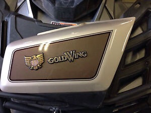 Gold wing side cover