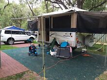 3.5m Wilfords Bagged Awning suit Jayco Swan or Flamingo Darch Wanneroo Area Preview