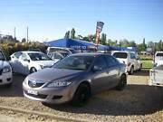 2004 Mazda Mazda6 Sedan GG Classic 2.3 4cyl Auto Very Tidy Car Orange Area Preview