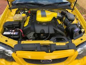 2005 Ford Falcon XR8 Manual Ute