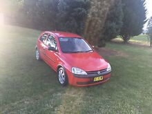 2003 Holden Barina Hatchback 112KMS Alloy Wheels August 2016 Rego Blue Mountains Preview