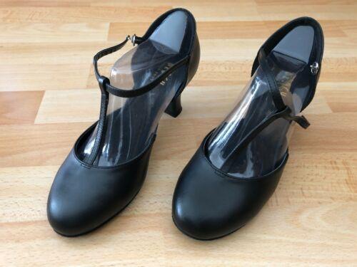 "Bloch Womens Splitflex 2.5"" Heel Character Shoes - Adult Size 7.5"