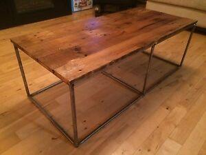 Table bois grange