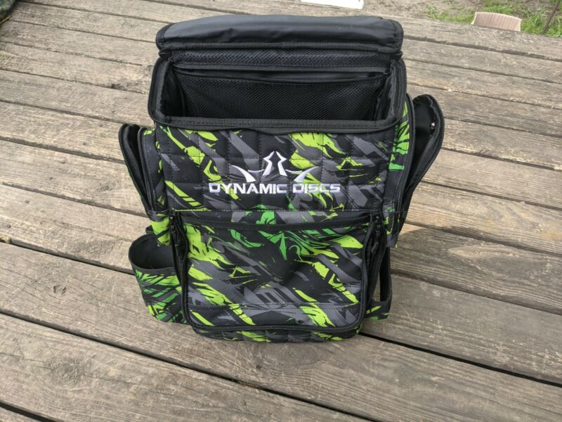 Dynamic Discs Combat Ranger Backpack Disc Golf Bag