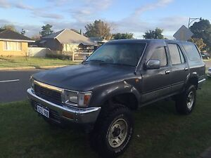 1990 Turbo diesel 4Runner Coolbellup Cockburn Area Preview