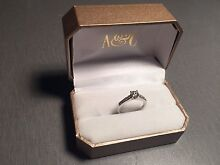 Diamond Engagement Ring 18ct White Gold Mulgrave Monash Area Preview