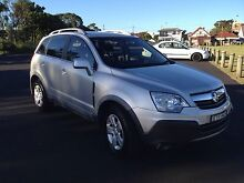 Holden Captiva 2010 Mayfield East Newcastle Area Preview