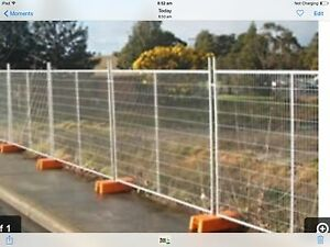 Temporary fence Rockingham Rockingham Area Preview