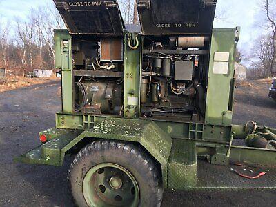 60kw Military Diesel Generator
