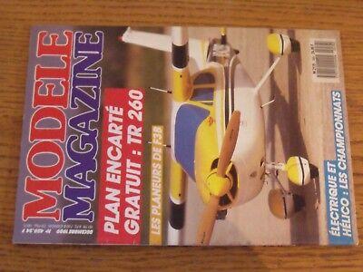$$$ Zeitschrift Modell Magazin Nr459 -aufnahme Encarte tr 260PLaneurs F3B gebraucht kaufen  Versand nach Germany