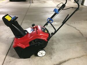 TORO Gas Snowblower