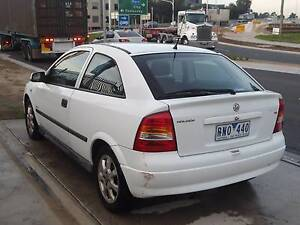 2002 Holden Astra Hatchback Footscray Maribyrnong Area Preview