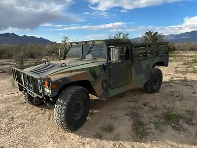 1994 M998 Humvee Hummer H1 with AC AM General military amazing survivor