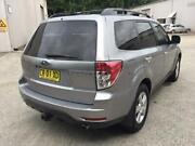 2008 Subaru Forester AWD Leather manual Mayfield East Newcastle Area Preview