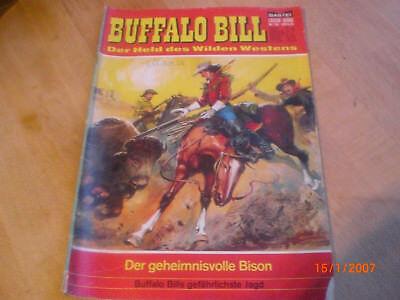 buffalo bill bastei nr 148 lasso band der geheimnisvolle bison