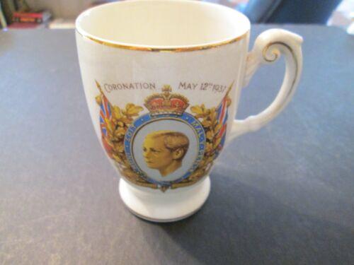 Vintage King Edward VIII Coronation Cup